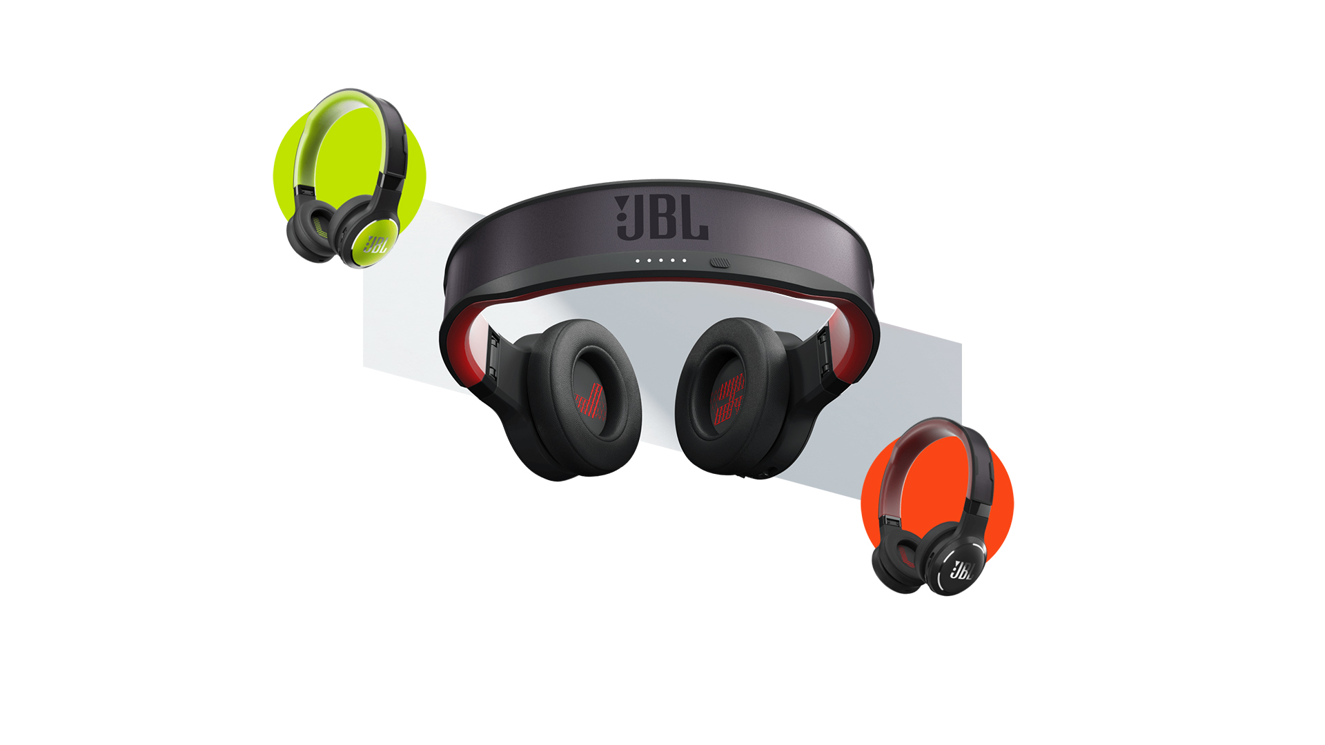JBL Reflect Eternal Solar Powered Wireless Headphones